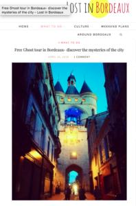 (Lost In Bordeaux blog)