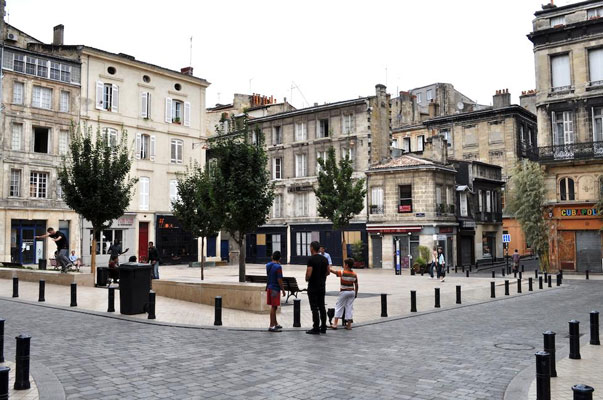 Bordeaux free walking tours